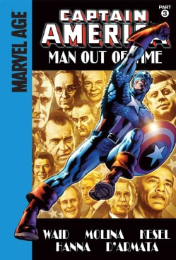 Captain America 3: Man Out of Time (Hardcover)