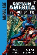 Captain America: Man Out of Time 5 (Hardcover)