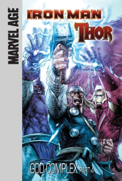 Iron Man and Thor: God Complex (Hardcover)