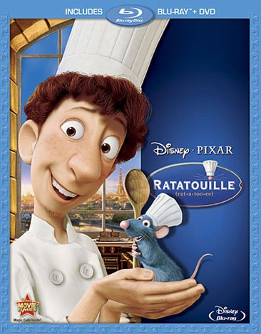 Ratatouille (Blu-ray/DVD)