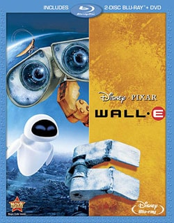 Wall-E (Blu-ray/DVD)