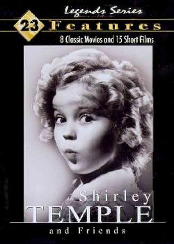 Shirley Temple & Friends (DVD)