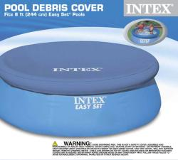 Intex Round Easy Set Pool Cover (8 x 12)