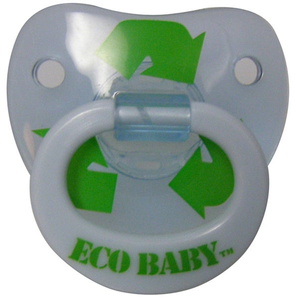 Eco Baby Blue Pacifier