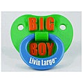 Big Boy Pacifier