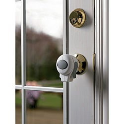 KidCo White Door Knob Locks (Pack of 2)