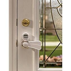 KidCo White Door Lever Lock