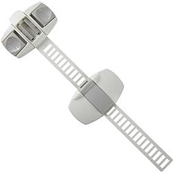 KidCo White Adjustable Locking Strap