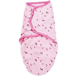 Summer Infant SwaddleMe Cotton Knit in Ladybug