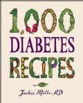 1,000 Diabetes Recipes (Hardcover)
