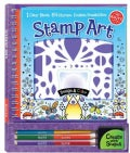 Stamp Art (Spiral bound)