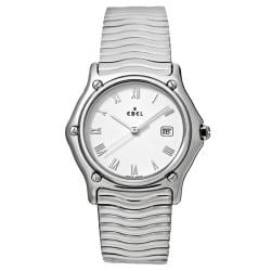 Ebel Men's 'Sport Classic' Stainless Steel Quartz Watch