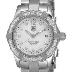 Tag Heuer Women's 'Aquaracer' Stainless Steel Watch