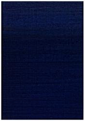 Hand-tufted Pulse Blue Wool Rug (8' x 10')