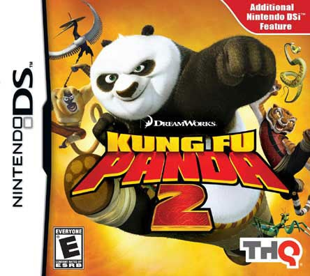 Nintendo DS - Kung Fu Panda 2