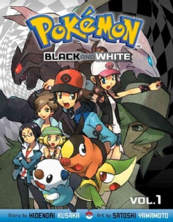 Pokemon Black and White 1 (Paperback)