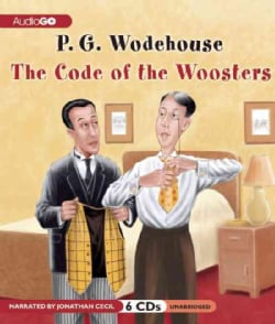 The Code of the Woosters (CD-Audio)