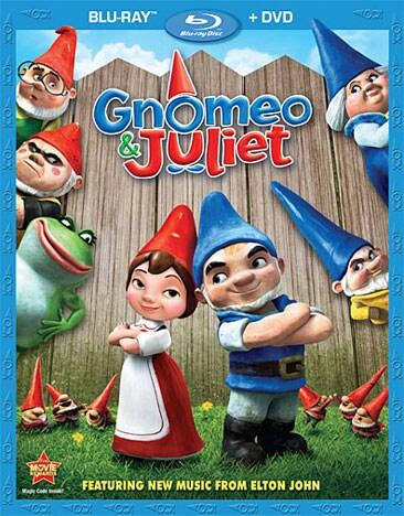 Gnomeo and Juliet (Blu-ray/DVD)