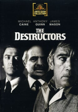 The Destructors (DVD)