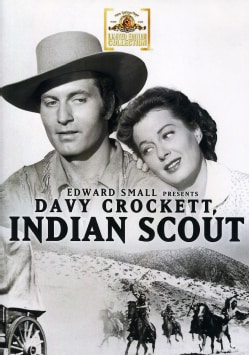 Davy Crockett, Scout (DVD)