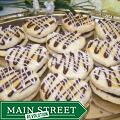 Oma Gisi's Nougat and Truffle-filled Sandwich Cookies (Box of 24)