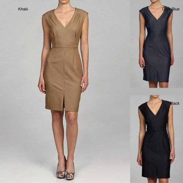 Calvin Klein Capsleeve Women's Dress FINAL SALE