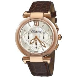 Chopard Women's 'Imperiale' Rose Gold Chronograph Watch