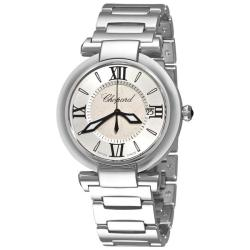 Chopard Women's 'Imperiale' Mother of Pearl Dial Stainless Steel Watch