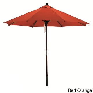 PHAT TOMMY Deluxe Sunline 9-foot Market Umbrella