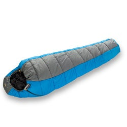 Mountainsmith Kenosha +20-degree Lotus Blue Mummy Sleeping Bag