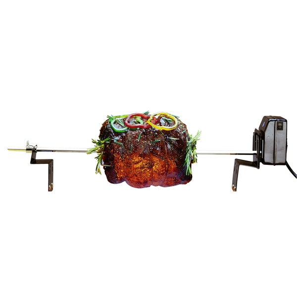 Char-Broil Deluxe Electric Rotisserie