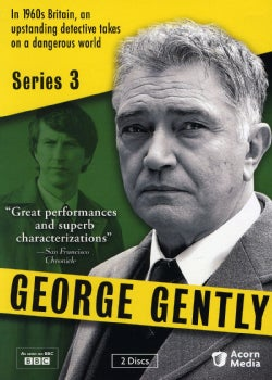 George Gently Series 3 (DVD)