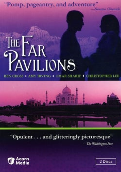 The Far Pavilions (DVD)