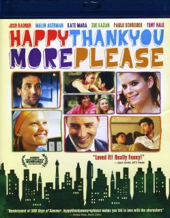 Happythankyoumoreplease (Blu-ray Disc)