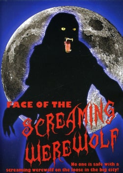 Face of the Screaming Werewolf (DVD)