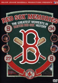 Red Sox Memories: The Greatest Moments in Boston Red Sox History (DVD)