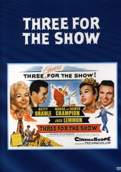 Three for The Show (DVD)