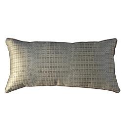 Gold Bombay Cavalli Circles Decorative Pillow