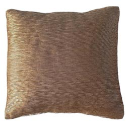 Bronze Bombay Jewel Decorative Pillow