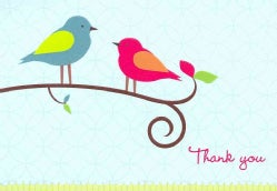 Bird Song Thank You (Cards)