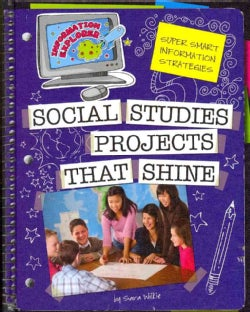 Social Studies Projects That Shine (Hardcover)