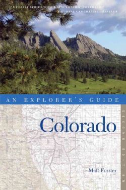 Explorer's Guide Colorado (Paperback)