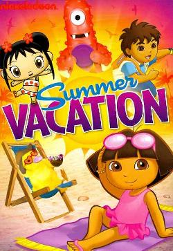Nickelodeon Favorites: Summer Vacation (DVD)