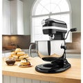 KitchenAid RKP26M1XOB Onyx Black 6-quart Pro 600 Bowl-Lift Stand Mixer (Refurbished)