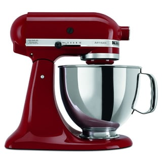 KitchenAid RRK150GC Gloss Cinnamon Artisan Series 5-quart Stand Mixer (Refurbished)