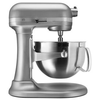 KitchenAid RKP26M1XNP Nickel Pearl 6-quart Pro 600 Bowl-Lift Stand Mixer (Refurbished)