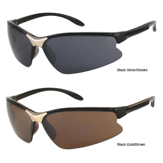 Alta Vision Sportsman Men's Wrap Sunglasses