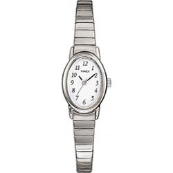Timex Women's T21902 Cavatina Stainless Steel Expansion Band Watch