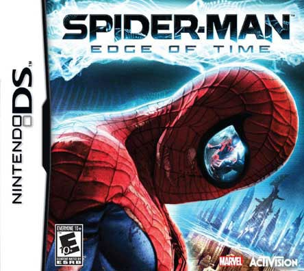 Nintendo DS - Spider-Man: The Edge of Time - By Activision