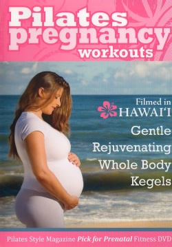 Pilates Pregnancy Workouts With Eva Bondar (DVD)
